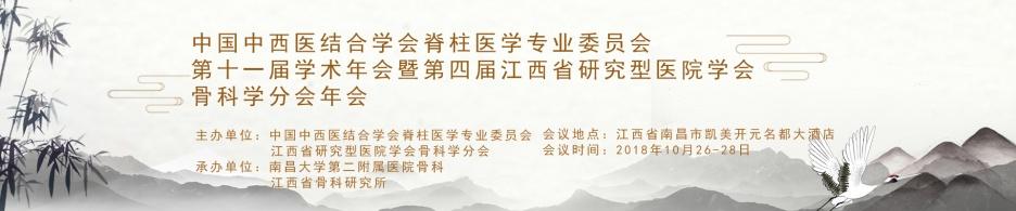 中国中西医结合学会脊柱医学专业委员会