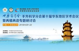 中华医学会手外科学分会第十届华东地区学术会议